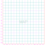 UBD Grid for a Single Map (250 m x 250 m)